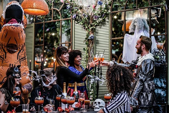 Halloween Events London Halloween Weekender