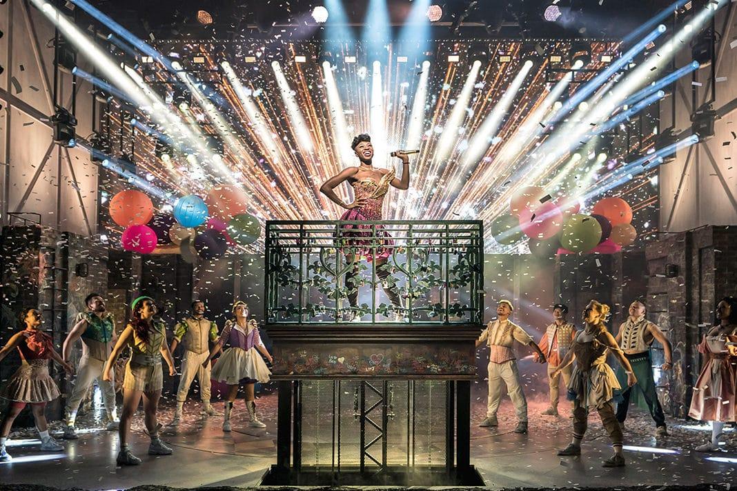 London theatre shows in november - & Juliet