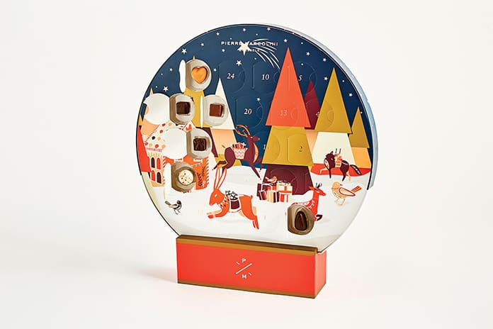 Best Food Advent Calendars Pierre Marcolini