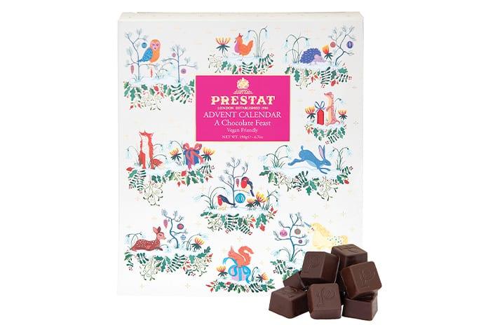 Chocolate Advent Calendars Prestat