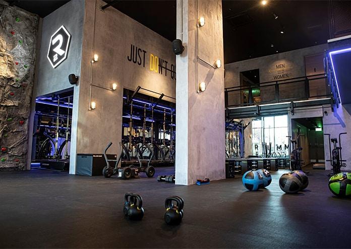 Rumble gym
