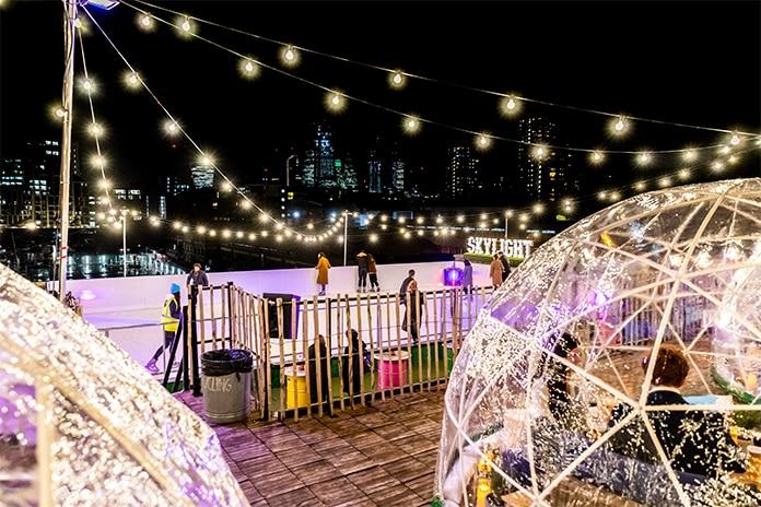 Skylight Rooftop London Halloween events