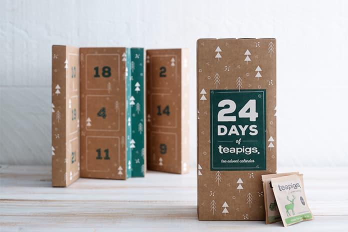Teapigs Advent Calendar