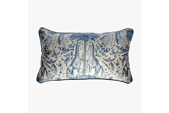 Luxurious bolster cushion