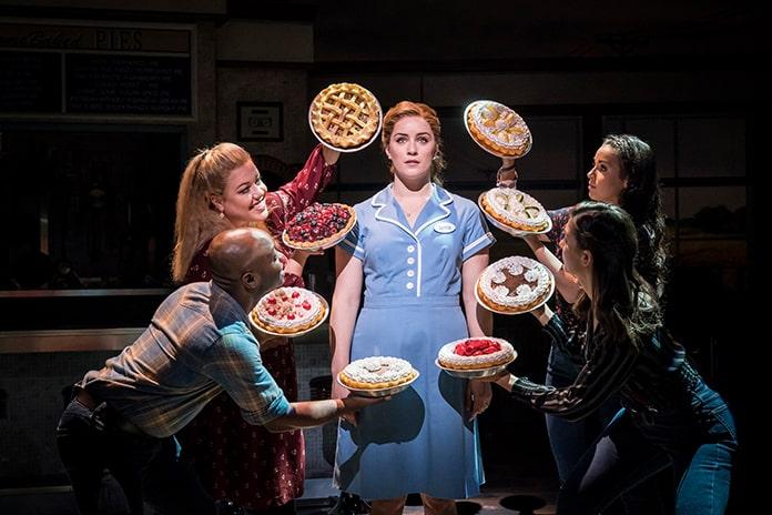 Waitress the musical lucie jones