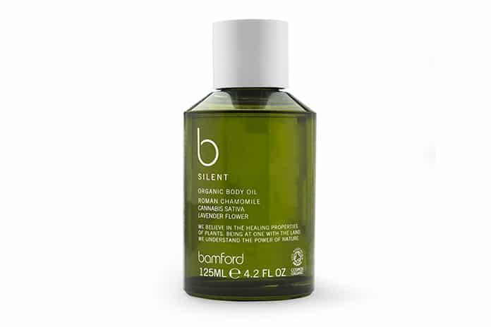Bamford CBD body oil