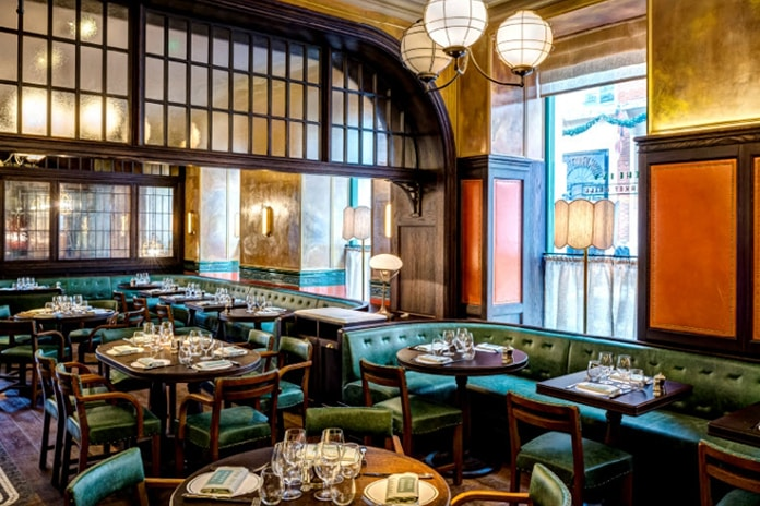 Theatre Dinner at The Ivy Market Grill Covent Garden