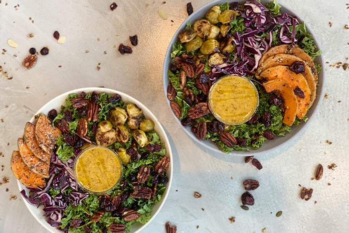 Best healthy vegan restaurants veganuary