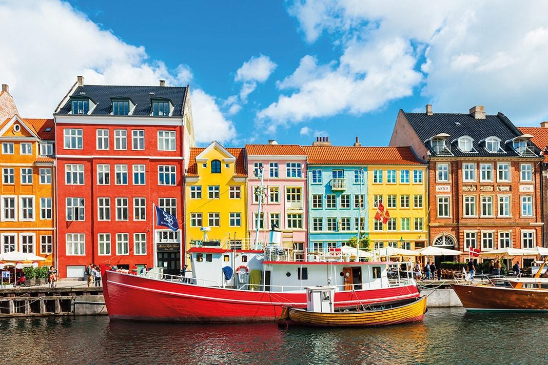 Denmark northern europe travel 2020
