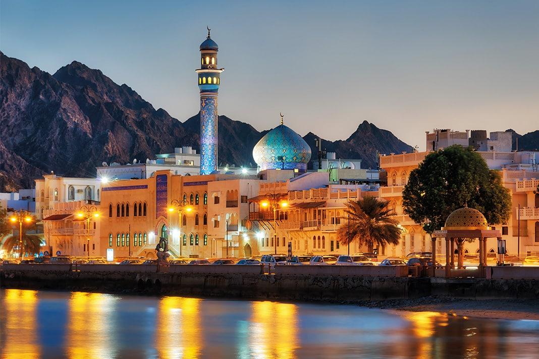 Oman travel 2020