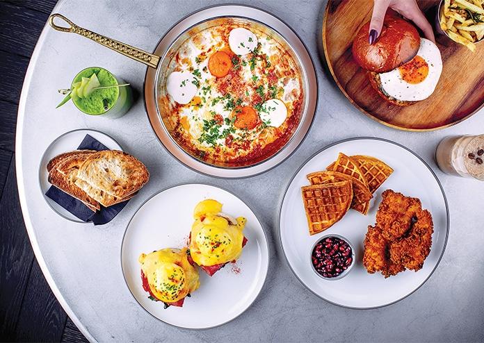 Barboun Brunch Best New restaurants in London 2020
