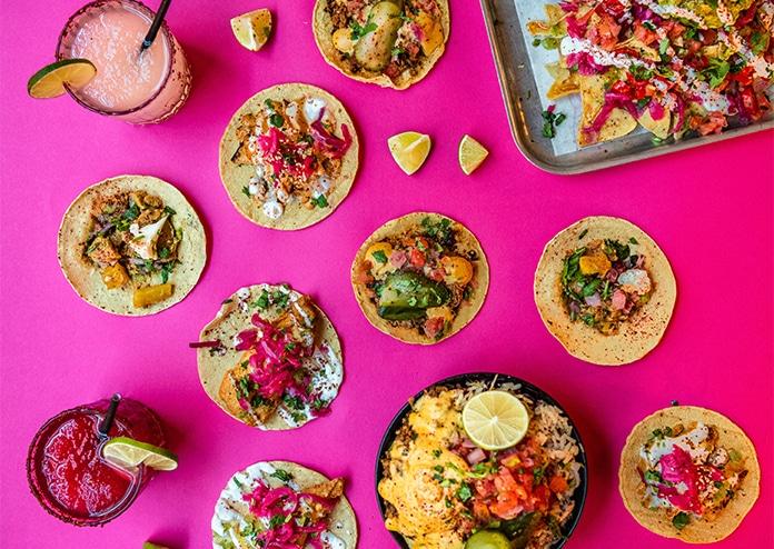 Club Mexicana Taqueria Best New restaurants in London 2020