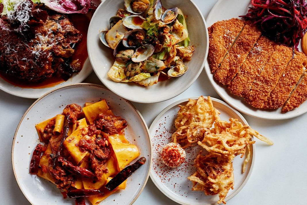 Best New restaurants in London March 2020