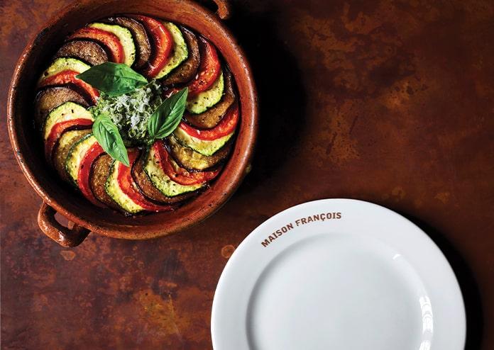 Maison Francois Best New restaurants in London 2020
