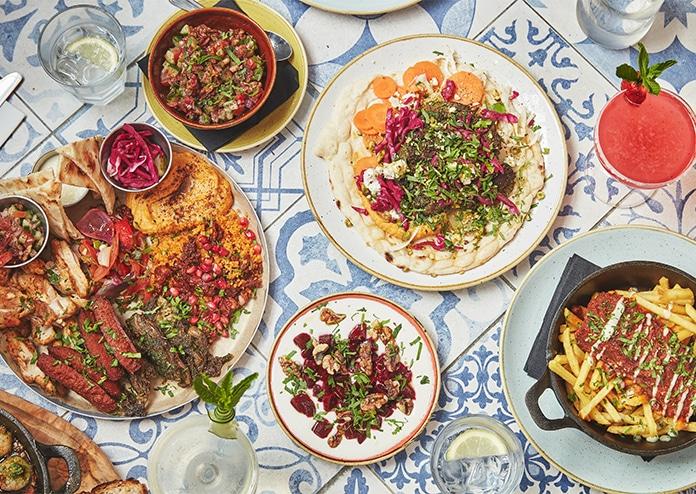 Megan's Best New restaurants in London 2020