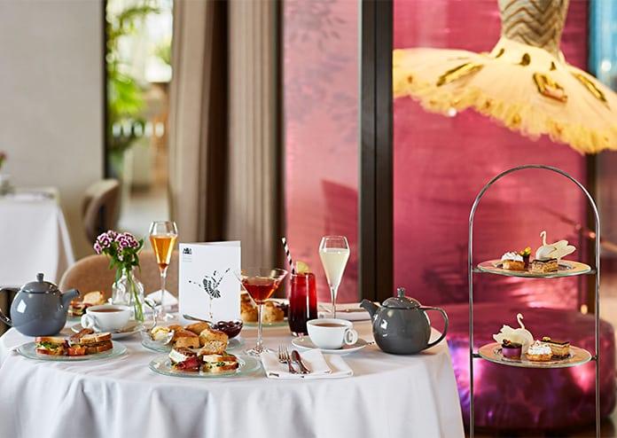 Royal Opera House afternoon tea