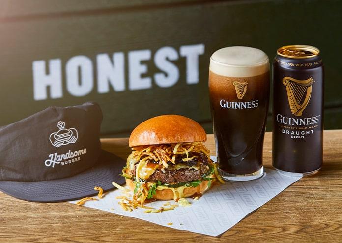 St Patricks Day Honest Burgers