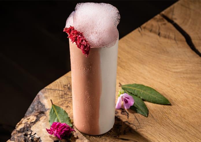 Tokkii ceremonial spritz cocktail
