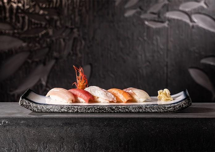 Tokkii sushi