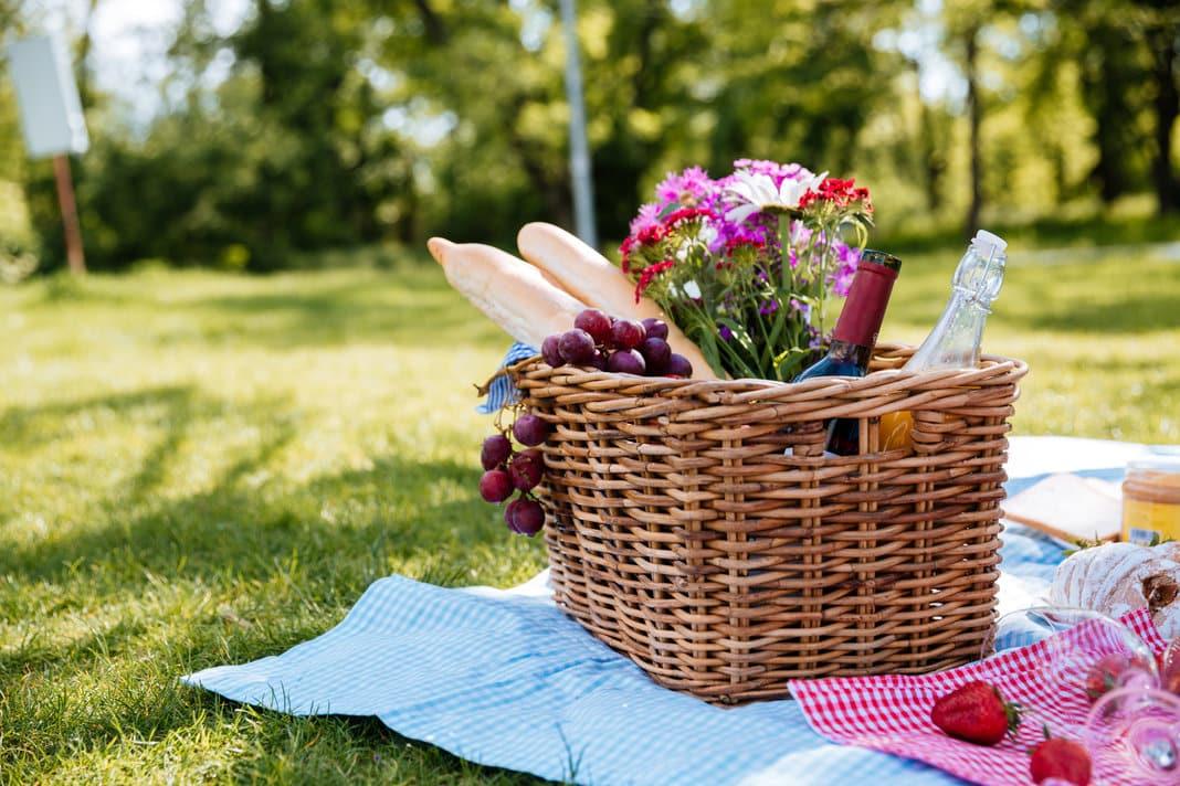Best picnic spots in London