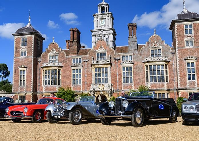 Hampton Court Palace, Concours of Elegance