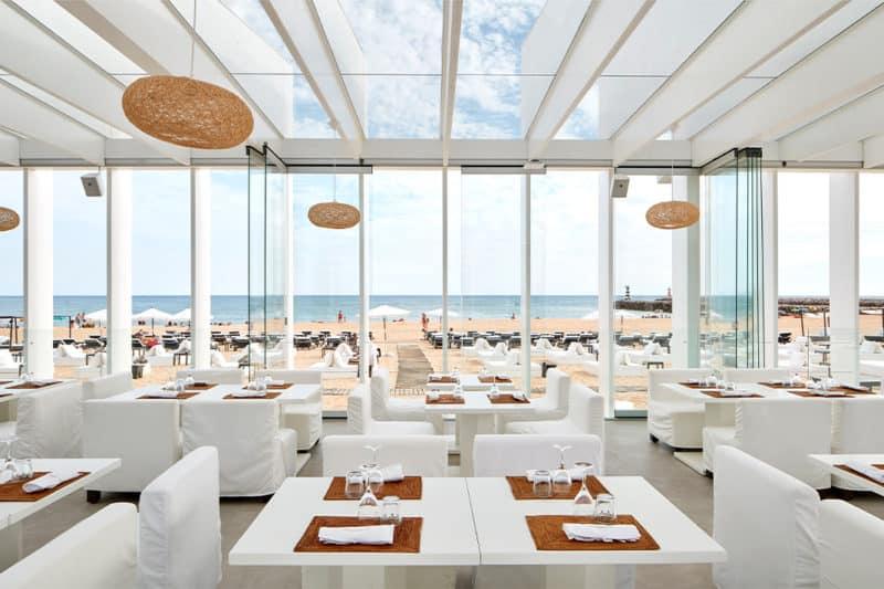 Purobeach Vilamoura Portugal beach Club restaurant