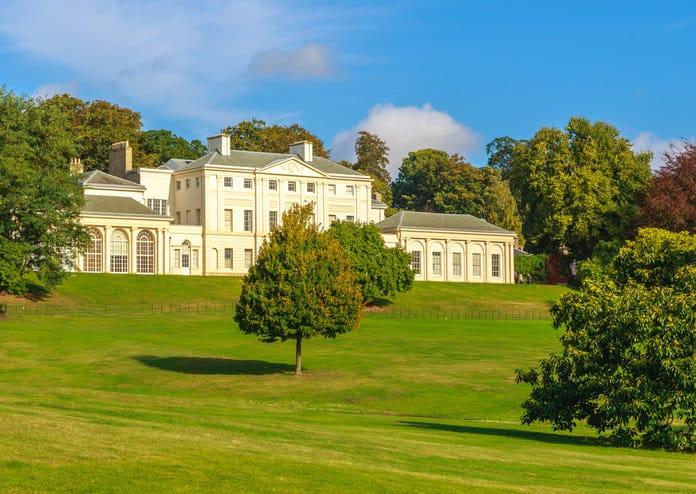 Kenwood House, Hampstead Heath Beautiful picnic spots London