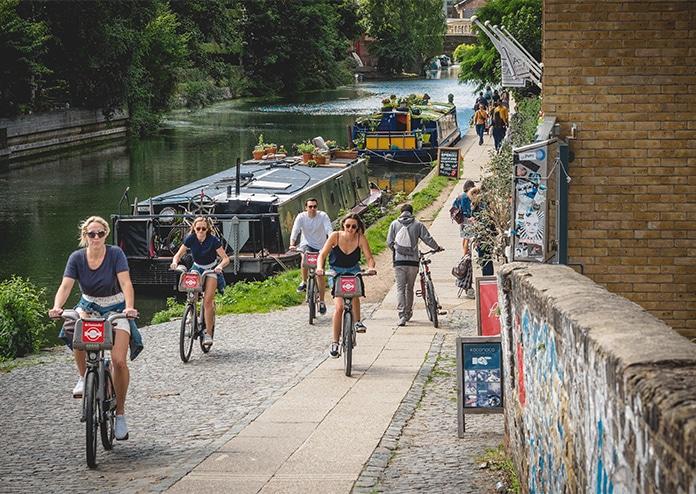 Bike Tour - Outdoor activities to do in London