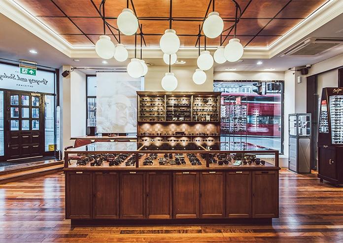 Inside The Eye Place Fleet Street