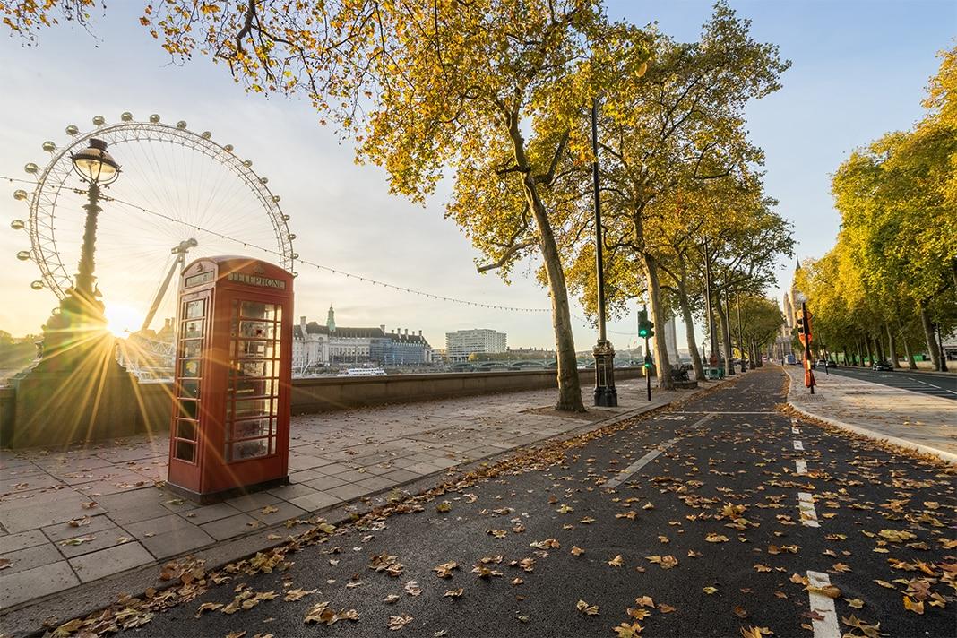 London Outdoor Activities