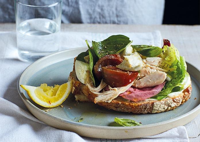 Sally Clarke Chicken Sandwich