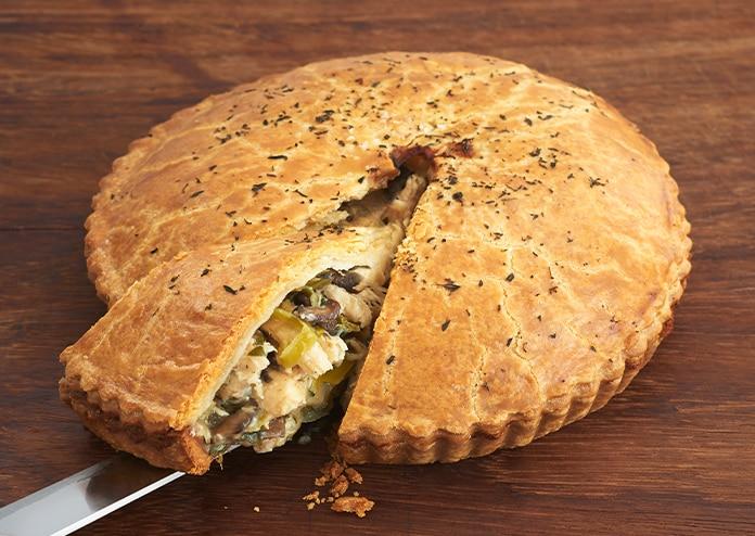 Sally Clarke Pie