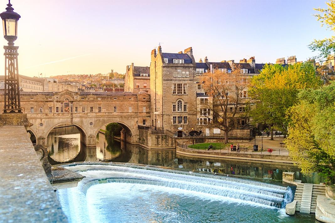 Bath staycation - UK getaway to Francis Hotel