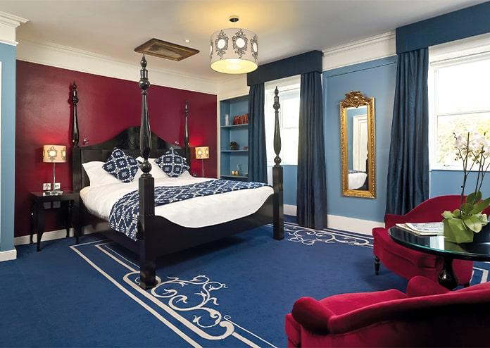 Francis Hotel Room