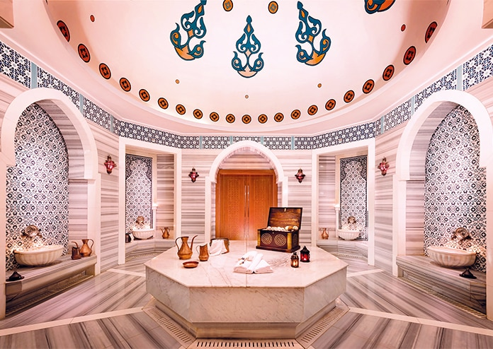 Hammam Rixos The Palm Dubai Ultra All Inclusive