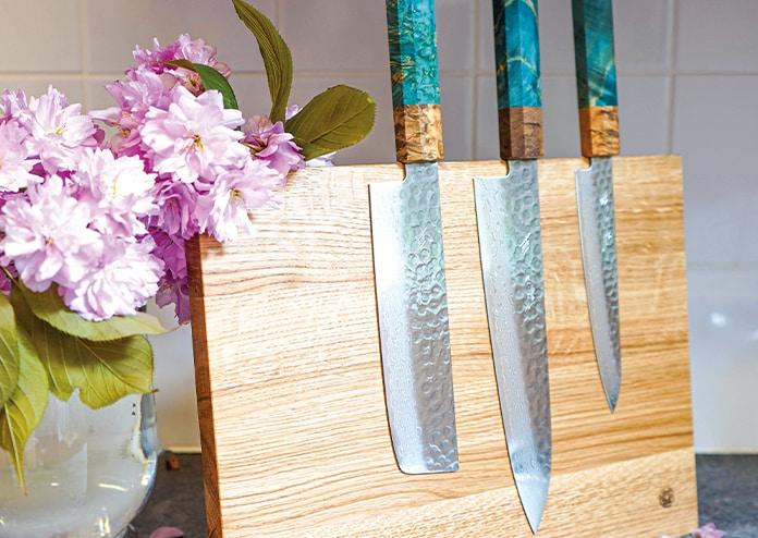 Japana Sakai Kyuba Knife Set
