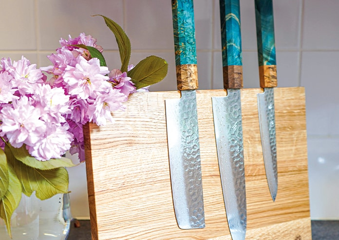Japana Kitchen Knives - Sakai Kyuba