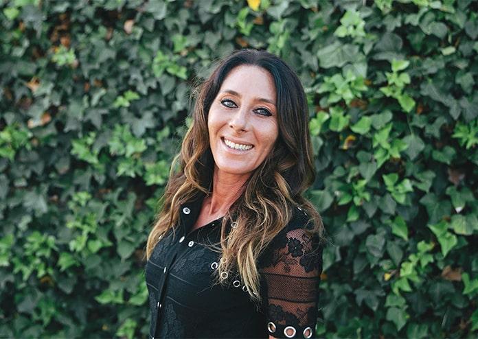 Clare Navas founder of The Leaf Elite