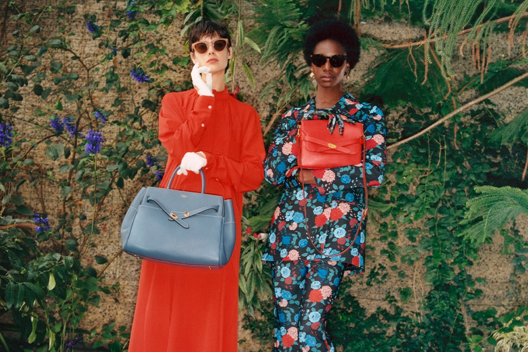 Mulberry SS20 Campaign Image (Photographer, Mark Peckmezian)