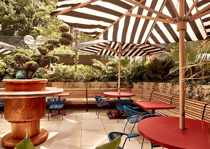 The Standard Summer Terrace