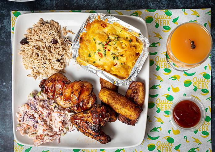Juici Jerk Caribbean meal kit