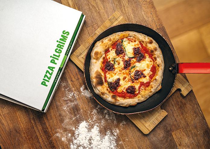 Pizza Pilgrims kit