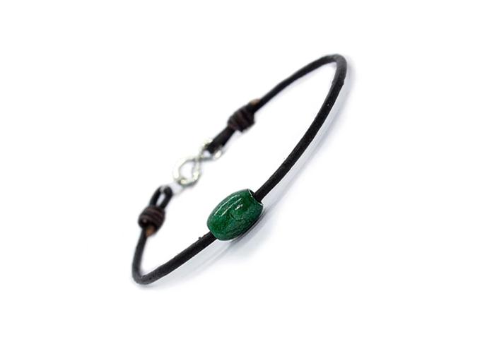 Token Collection Jade Bracelet Atlas Accessories