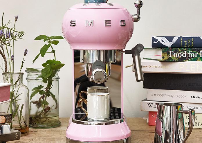 Best Kitchen Gadgets Smeg Espresso machine