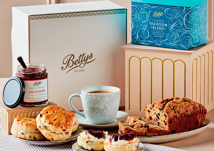 Bettys Afternoon Tea Delivery