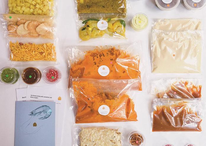 Cinnamon Bazaar Diy Meal Kit