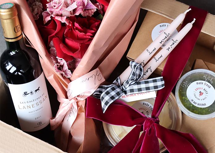 Blume Hamper - Valentine's Day Dinner Delivery