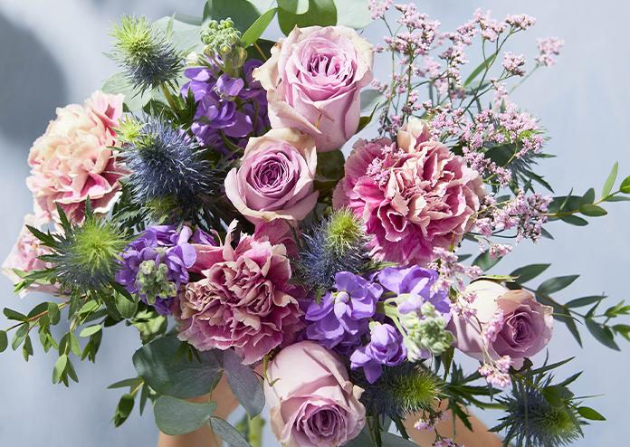 Scottish Flowers Bloom And Wild