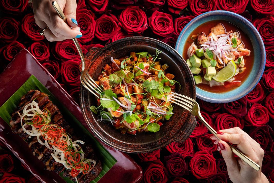 Valentines Day Dinner Deliveries