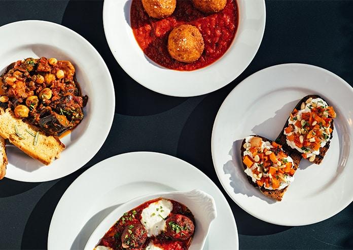 Arenella best outdoor restaurants in London